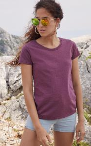 Produktfoto Fruit of the Loom Valueweight Damen T-Shirt