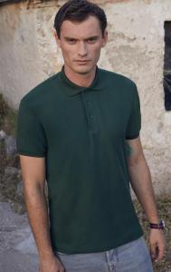 Produktfoto Fruit of the Loom 65/35 Heavy Poloshirt mit Polyester für Herren bis 3XL (60 Grad)