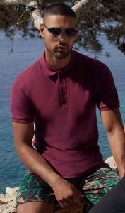 Produktfoto Fruit of the Loom New Premium Herren Poloshirt aus Baumwolle bis 3XL