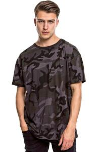 Produktfoto Build Your Brand weit geschnittenes Camouflage T-Shirt