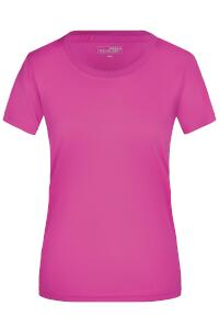 Produktfoto James & Nicholson Active Damen Sport T-Shirt bis 3XL